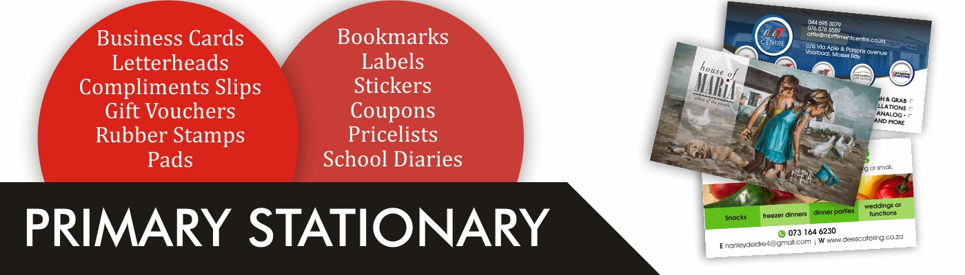 Primary Stationary
